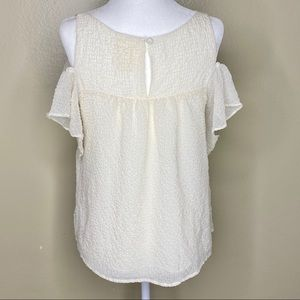 Anthropologie Tops - Anthropologie Maeve Off the Shoulder Flowy Top
